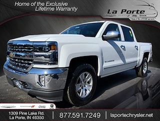Used  2018 Chevrolet Silverado 1500 LTZ Truck truck for sale in La Porte