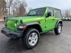 New 2018 Jeep Wrangler UNLIMITED SPORT S 4X4 Sport Utility in La Porte