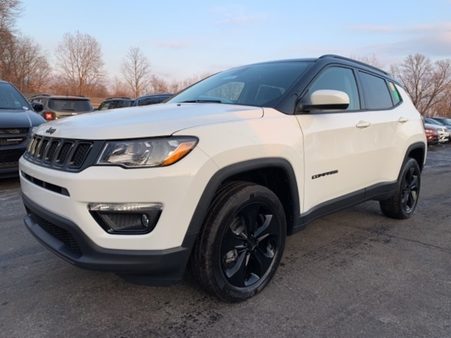 New 2019 Jeep Compass ALTITUDE 4X4 Sport Utility in La Porte, IN