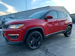 New 2018 Jeep Compass ALTITUDE 4X4 Sport Utility in La Porte