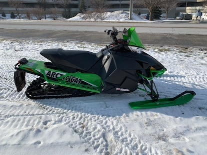 Kelley Blue Book Snowmobile >> Used 2014 Arctic Cat For Sale Laporte In 18113m