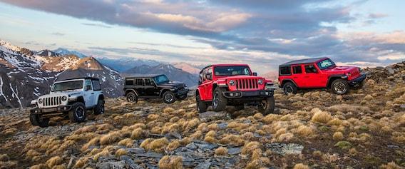 Jeep Wrangler JL vs  Jeep Wrangler JK: What's New?