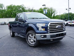 2015 Ford F-150 XLT 4x4 SuperCab Styleside 6.5 ft. box 145 in. WB Truck