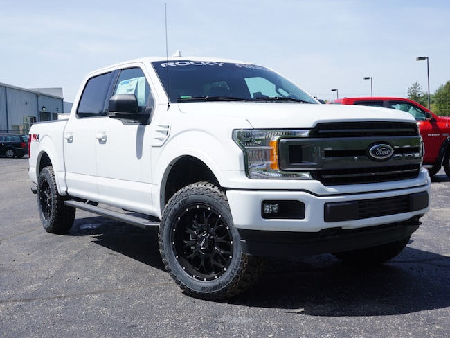 2018 Ford F-150 XLT 4x4 SuperCrew Cab Styleside 5.5 ft. box 145 in Truck