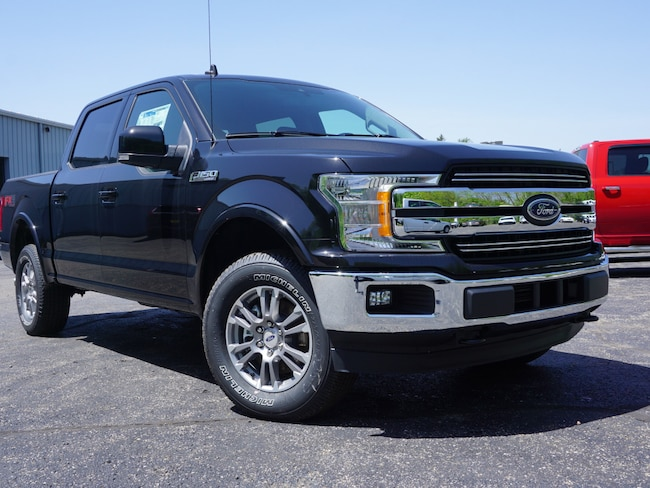 2019 Ford F-150 Lariat 4x4 SuperCrew Cab Styleside 5.5 ft. box 145 Truck