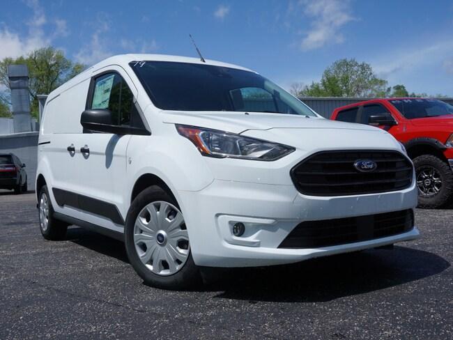 2019 Ford Transit Connect XLT Cargo  LWB Van