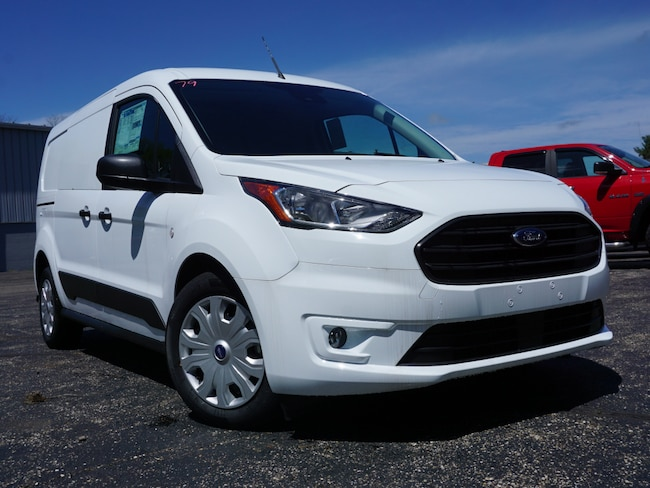2019 Ford Transit Connect XLT Cargo  LWB Van