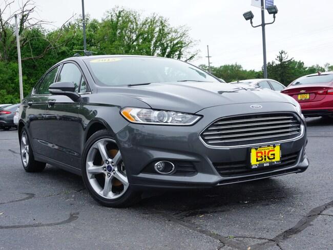 2015 Ford Fusion SE Front-wheel Drive Sedan