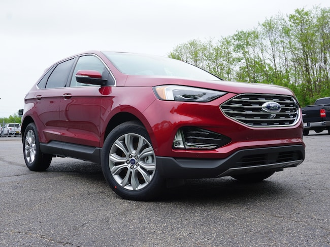 2019 Ford Edge Titanium All-wheel Drive SUV