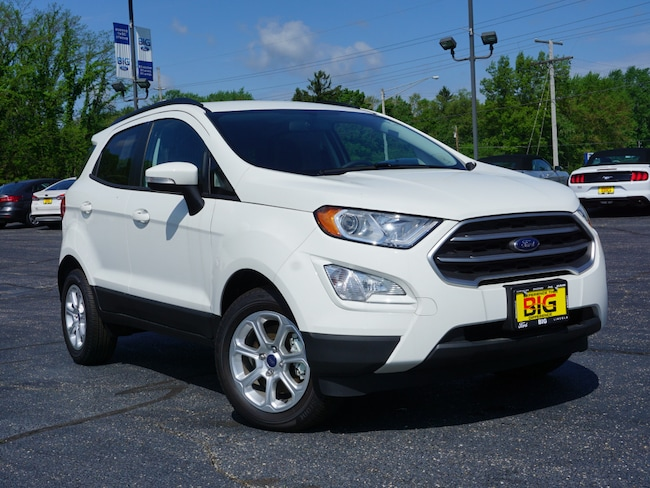 2018 Ford EcoSport SE Front-wheel Drive SUV