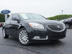 2013 Buick Regal PREMGR Sedan