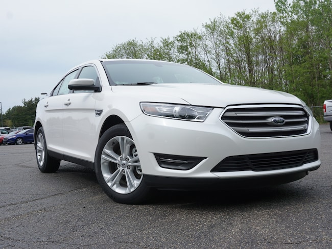 2019 Ford Taurus SEL Front-wheel Drive Sedan