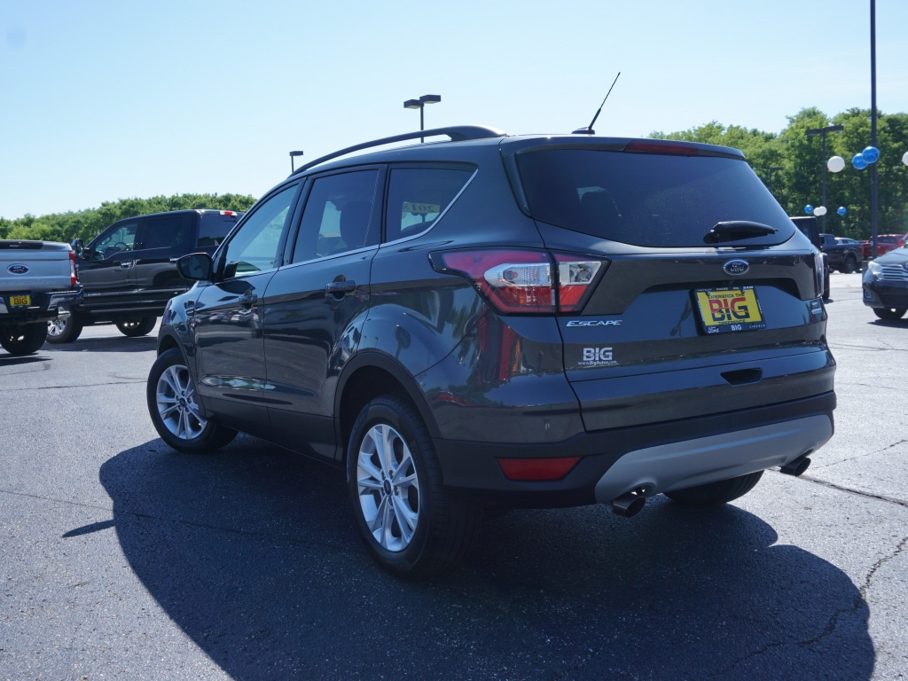 Used 2018 Ford Escape For Sale at LaPorte Ford | VIN