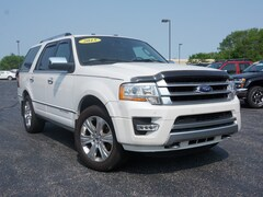 2015 Ford Expedition Platinum 4x4 SUV