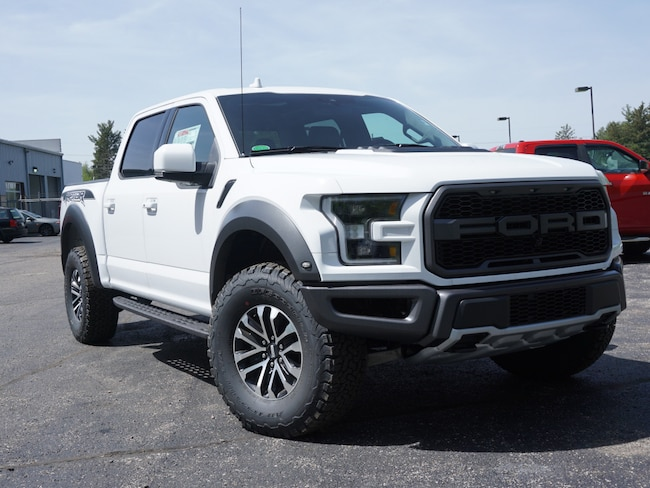 2019 Ford F-150 Raptor 4x4 SuperCrew Cab Styleside 5.5 ft. box 145 Truck