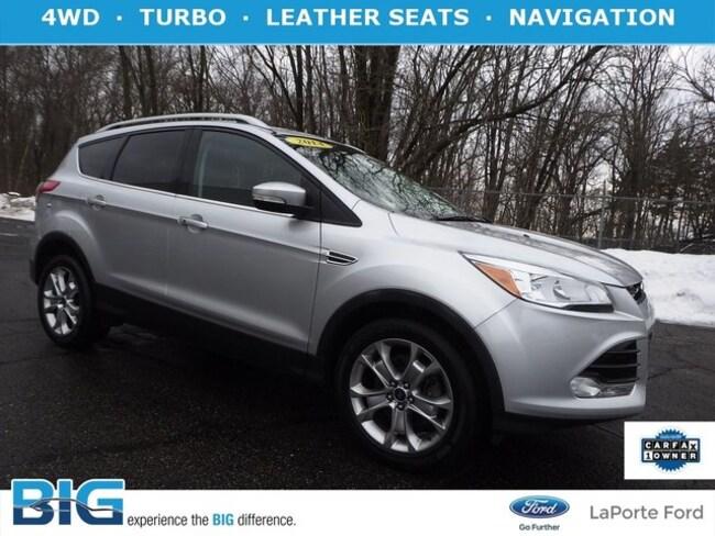 2014 Ford Escape Titanium SUV