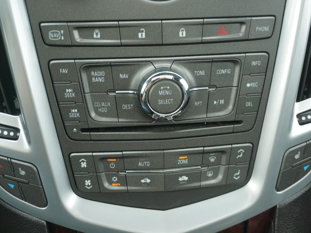 Used 2010 Cadillac SRX For Sale at La Porte Ford   VIN