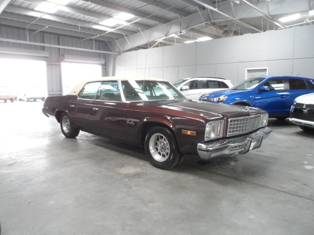 1975 Plymouth Gran Fury Sedan