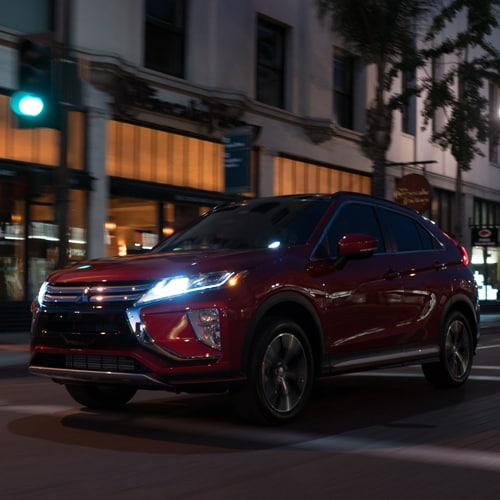 2018 Mitsubishi Eclipse Cross in La Porte, TX