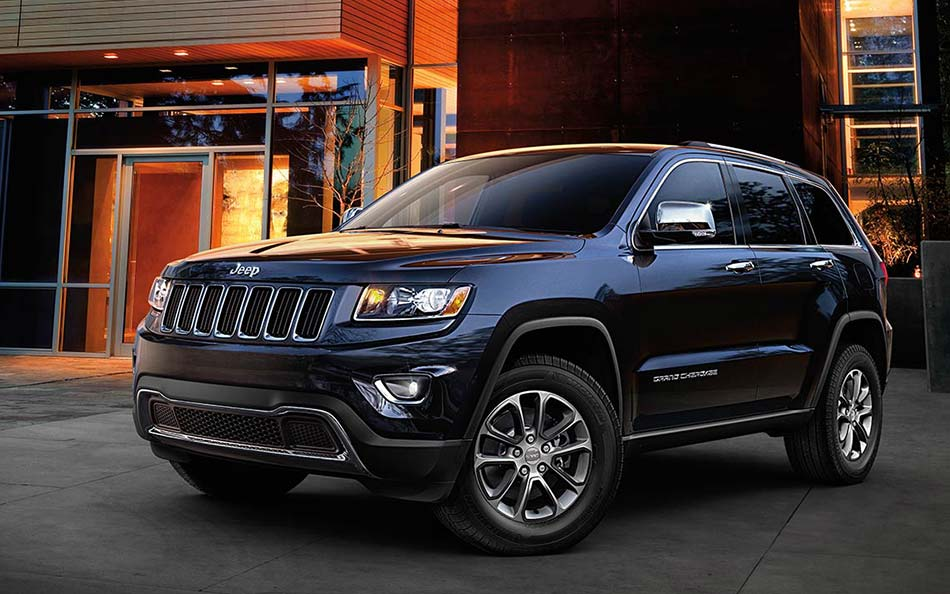 2017 Jeep Grand Cherokee Exterior Side