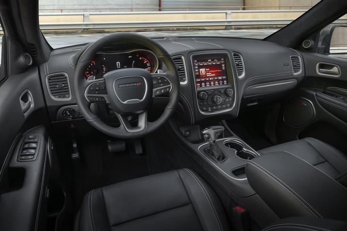 2018 Dodge Durango Citadel Dashboard Interior