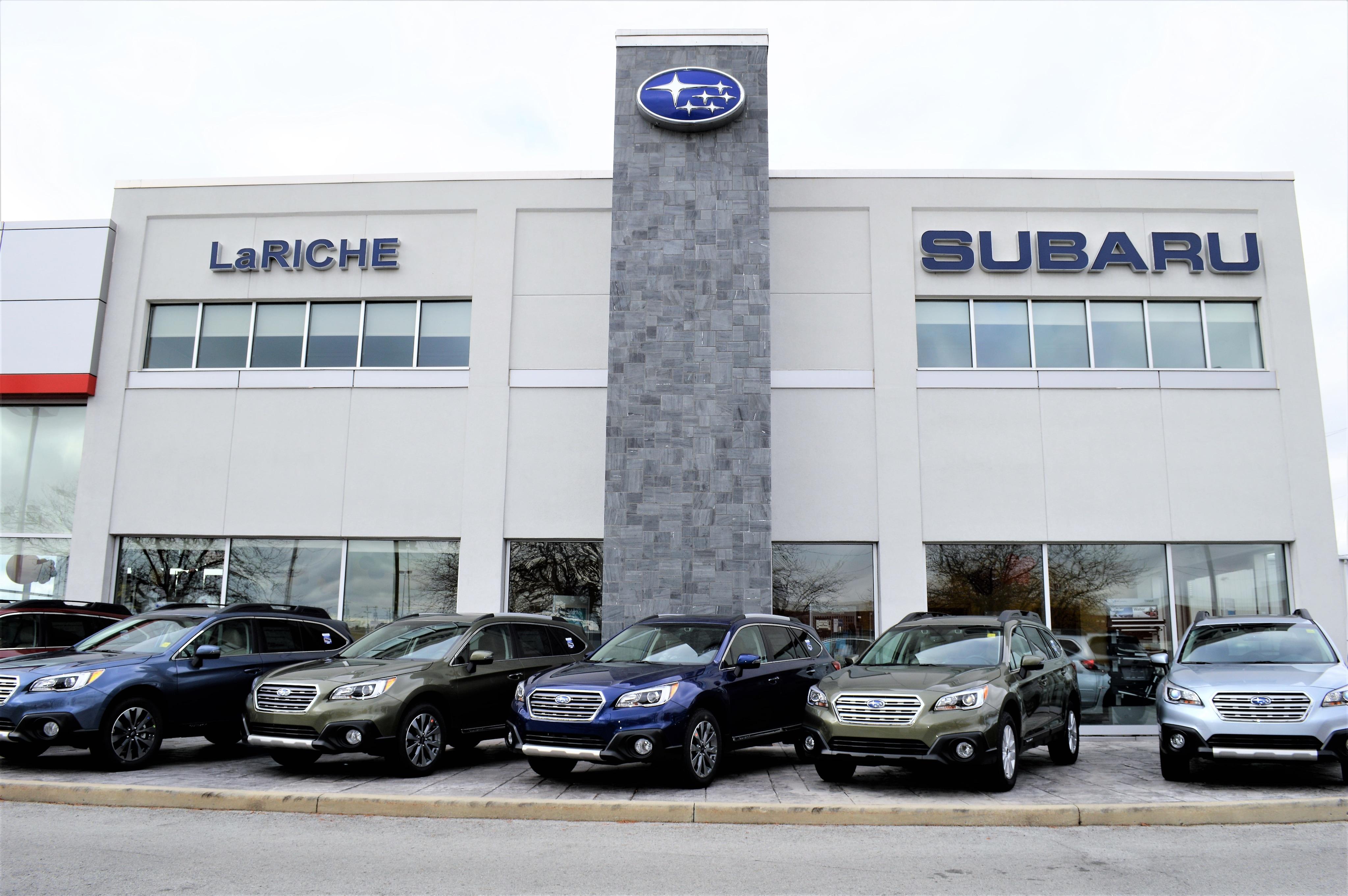 Chemicals | LaRiche Subaru
