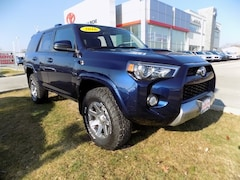 Used 2016 Toyota 4Runner SUV S19087A for sale in Findlay, OH