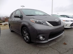 Used 2015 Toyota Sienna SE Van P3396 for sale in Findlay, OH