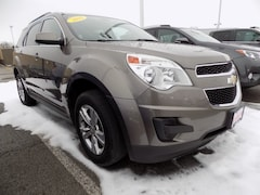 Used 2010 Chevrolet Equinox LT w/1LT SUV 18071C for sale in Findlay, OH