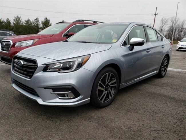 New 2019 Subaru Legacy 2.5i Sport Sedan for sale in Findlay, OH