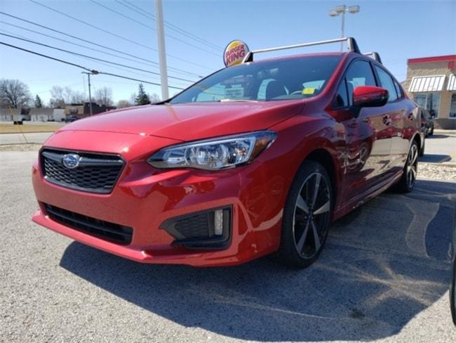 new 2019 subaru impreza 2 0i sport sedan for sale in findlay oh