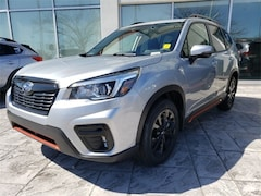 New 2019 Subaru Forester Sport SUV S19167T in Findlay, OH