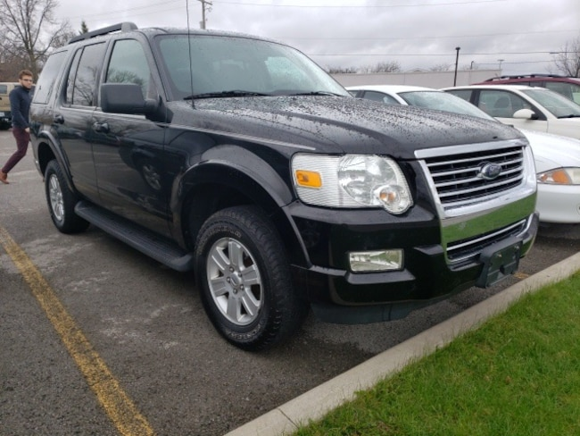 2010 ford explorer limited 4x4