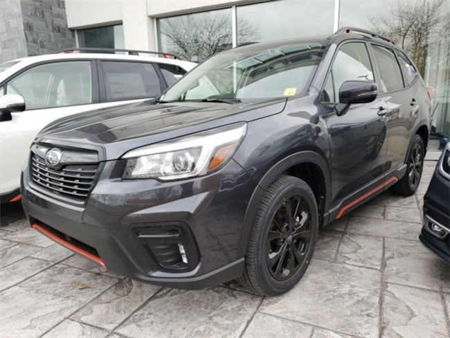 New 2019 Subaru Forester Sport SUV for sale in Findlay, OH