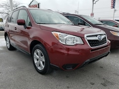 Used 2016 Subaru Forester 2.5i Premium SUV S19187TA for sale in Findlay, OH