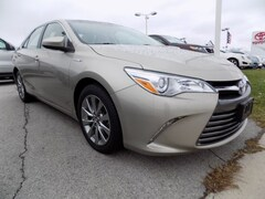 Used 2015 Toyota Camry Hybrid XLE Sedan 19027TA for sale in Findlay, OH
