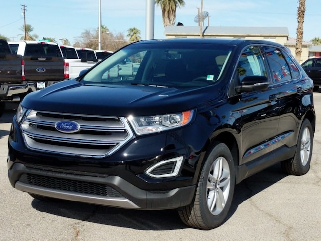 Used 2017 Ford Edge SEL SUV in Blythe, CA