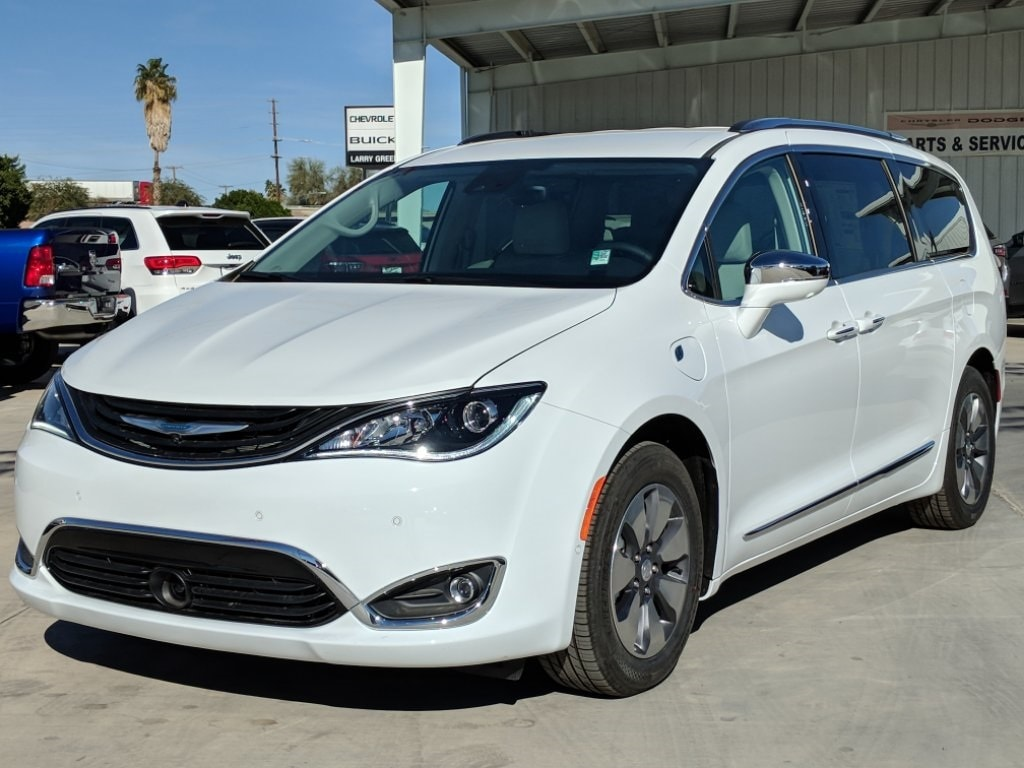 New 2018 Chrysler Pacifica Hybrid LIMITED For Sale   Blythe