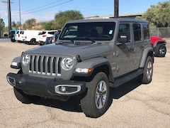 2018 Jeep Wrangler UNLIMITED SAHARA 4X4 Sport Utility in Blythe, CA
