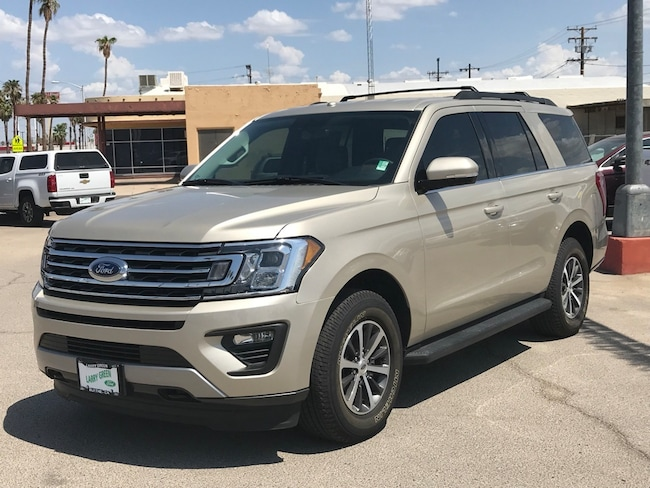 Used 2018 Ford Expedition XLT SUV in Blythe, CA