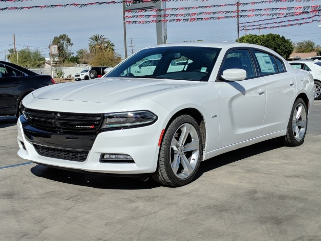 New 2018 Dodge Charger R/T RWD Sedan in Blythe, CA