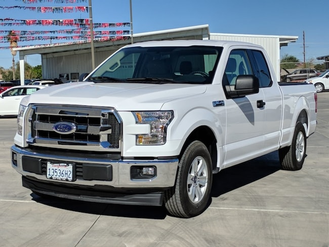 Used 2017 Ford F-150 XLT Truck in Blythe, CA