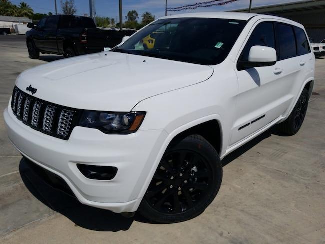 New 2019 Jeep Grand Cherokee ALTITUDE 4X2 Sport Utility in Blythe, CA