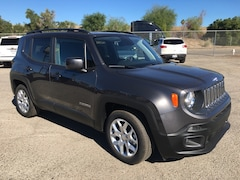 2018 Jeep Renegade LATITUDE 4X2 Sport Utility in Blythe, CA
