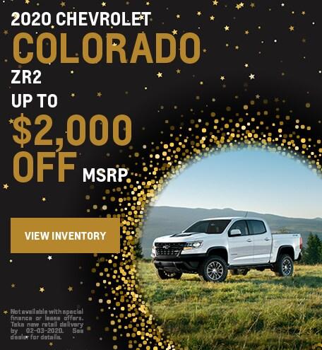 January 2020 Colorado Offer