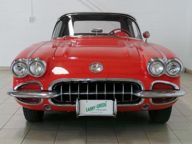 Used 1958 Chevrolet Corvette Convertible in Cottonwood, AZ