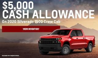 2020 Chevrolet Silverado 1500 - September