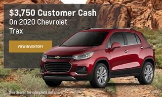 2020 Chevrolet Trax - November