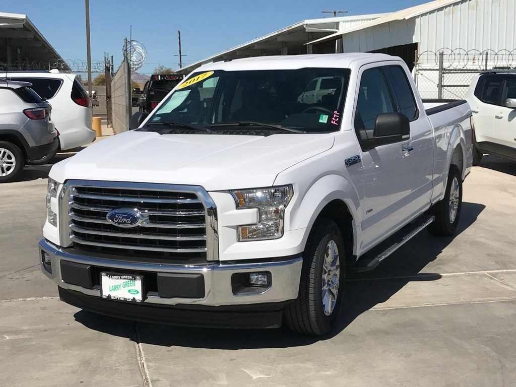 2017 Ford F-150 XLT Extended Cab Truck