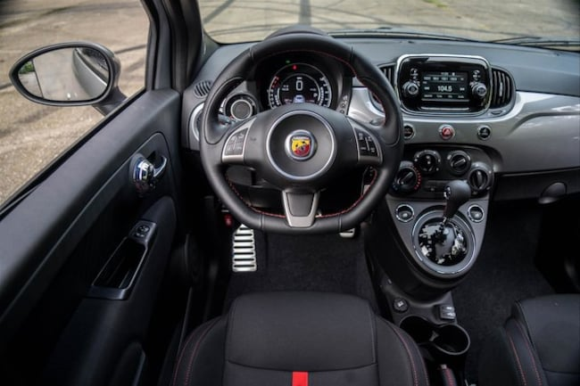 Abarth 500 Fiat 500 Abarth Steering Wheel